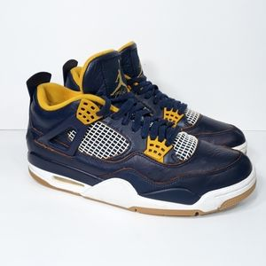 Nike Air Jordan IV 4 Dunk From Above Sz 9.5